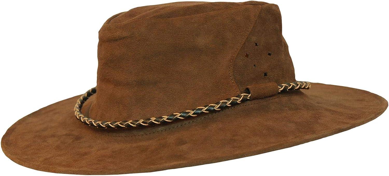 Kakadu Australia Southern Cross Hat- Time sale Ranking TOP12 Traveller Kangaroo Leather