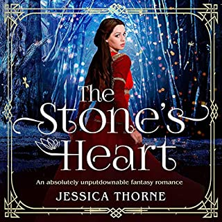 The Stone's Heart: An Absolutely Gripping Fantasy Romance     The Queen's Wing Series, Book 2              By:                                                                                                                                 Jessica Thorne                               Narrated by:                                                                                                                                 Heather Costa                      Length: 11 hrs and 17 mins     2 ratings     Overall 4.0