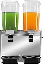 CLING Dryckesdispenser is te dryck maskin kommersiell varm och kall dubbel användning automatisk dubbel cylinder fruktjuic...
