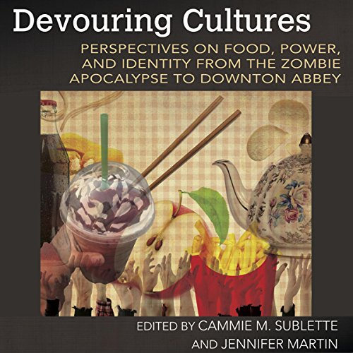 Devouring Cultures audiobook cover art