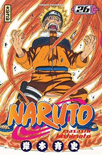 Naruto, tome 26