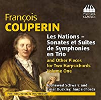 Fran?ois Couperin: Music for Two Harpsichords, Vol. 1 by Jochewed Schwarz (2013-05-03)