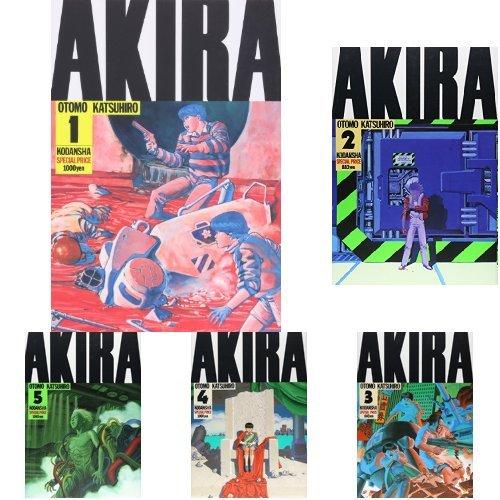 AKIRA コミック 全6巻完結セット