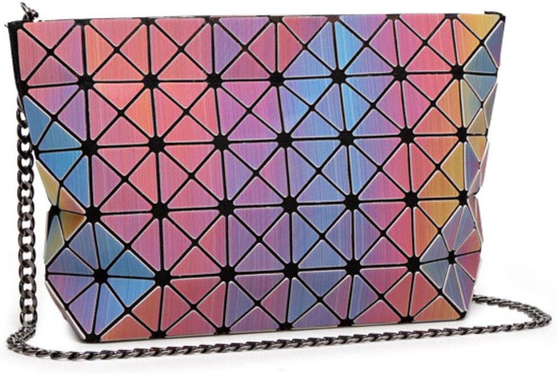 DXQI Fashion Messenger Bag Frauen Frauen Frauen Große Kapazitäts-Umhängetasche Casual Tasche für Damen (Farbe   Bunte, größe   28  7  18cm) B07L918KYS  Stilvoll und lustig 576d30