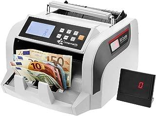 PrimeMatik - Contador y totalizador del Valor de los Billetes con Detector de Billetes Falsos IR MG MT UV RGB