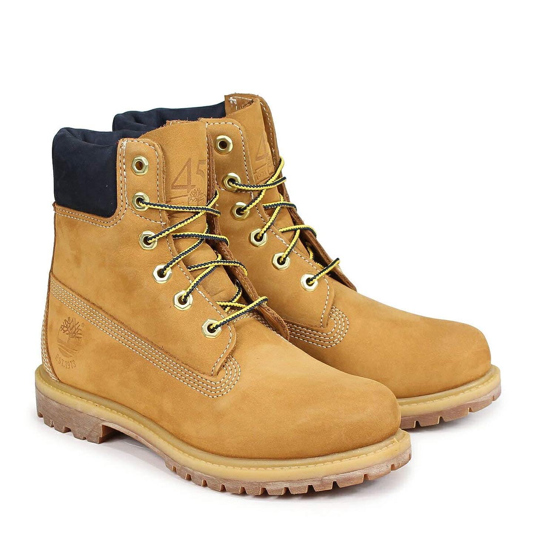 駐地ブロックする気を散らす[ティンバーランド] 6-INCH PREMIUM BOOTS ブーツ 6インチ A1SI1 Wワイズ ウィート レディーズ