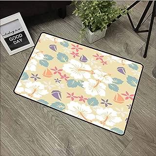 Linhomedecor Universal Door mat Door mat Floor Decoration W29.5 x L39.4 Inch,