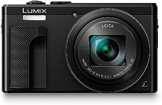 Panasonic LUMIX TZ80 Versatile High Zoom 4K Digital Travel Camera With 30x Optical Zoom Lens And Viewfinder, Black (DMC-TZ...