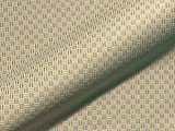 Möbelstoff MANHATTAN FR 625 Karomuster Farbe gelb als