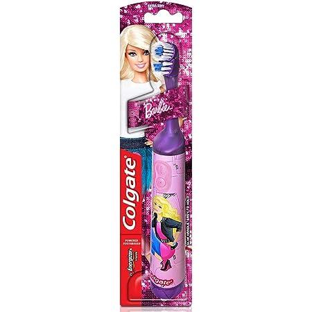Colgate Kids Barbie Battery Powered Toothbrush - 1 Pc (multicolour)