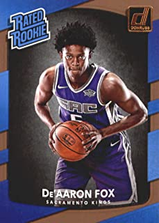 de aaron fox rookie card