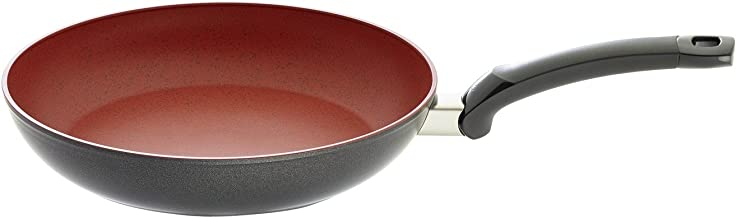 Fissler SensoRed / Non-Stick Fry-Pan, (8-Inches), Aluminum Cookware, Compatible-Stovetops: Induction, Gas, Electric, non-stick coating