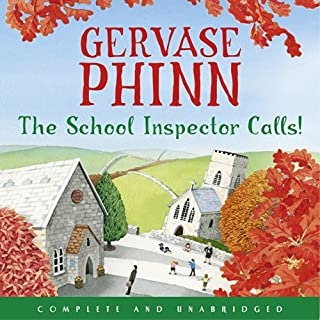 The School Inspector Calls!                   By:                                                                                                                                 Gervase Phinn                               Narrated by:                                                                                                                                 Gervase Phinn                      Length: 12 hrs and 22 mins     120 ratings     Overall 4.7