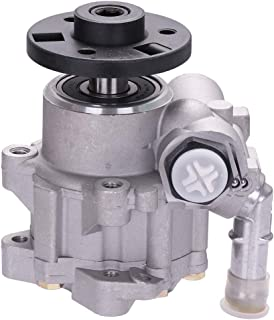 ECCPP 21-147 Power Steering Pump Power Assist Pump Fit for 2008-2013 BMW 128i, 2006-2010 BMW 323i, 2007-2012 BMW 328i, 2009-2012 BMW 328i xDrive, 2007-2008 BMW 328xi, 2006 BMW 330i/330xi/325i