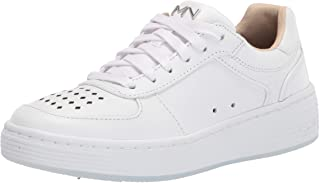 Mark Nason womens Palmilla - Bree Sneaker, White, 7 US