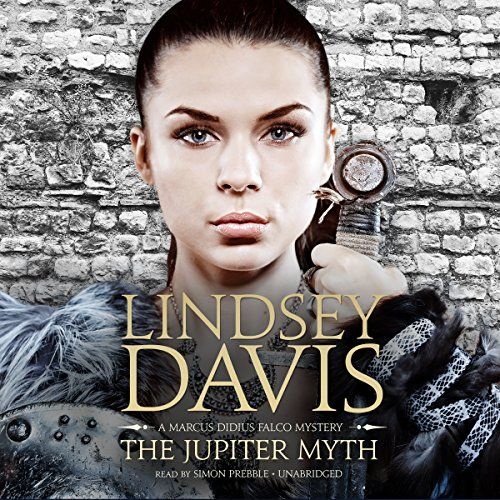 The Jupiter Myth audiobook cover art