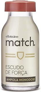 Ampola Hidratante Capilar Match Força, 15 ml