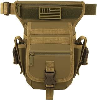 East West U.S.A RT519 Tactical Thigh Pack Waist Belt Drop Leg Utility Bag