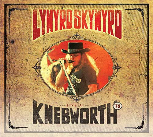 Live At Knebworth '76 [CD/Blu-Ray]