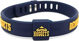 SportsBraceletsPro Adjustable Team - Basketball Bracelets - Adjusts from Youth to Adult Size!