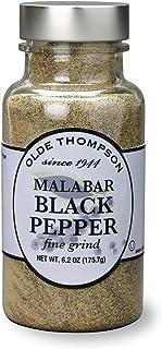 Olde Thompson Malabar Fine Pepper Shaker Refill, 6.2 oz
