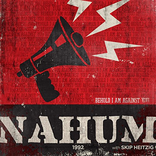 34 Nahum - 1992 cover art