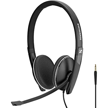 Sennheiser Sc 165 Double Sided Headset For Business Computers Accessories