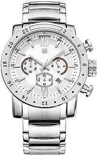 S-Watch Mens Watches Relojes de Hombre Men Waterproof Digital Watch Automatic Men's Multi-Function Fashion Luminous Quartz