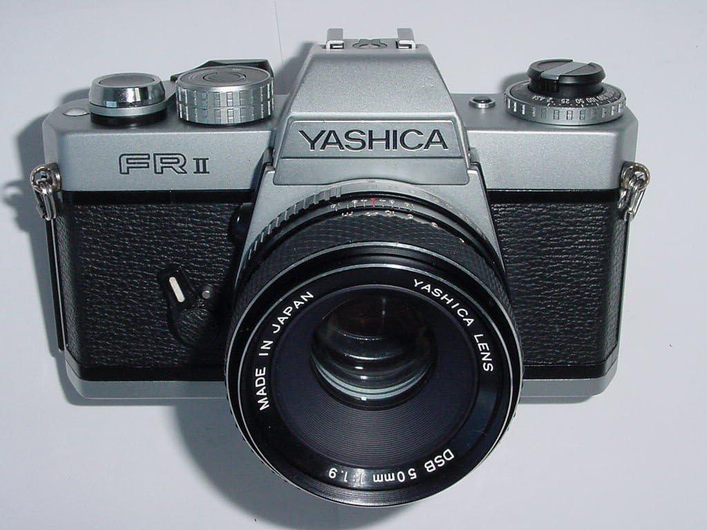 Yashica Ranking TOP13 FR-II 35mm SLR Film 2021 Professional Camera