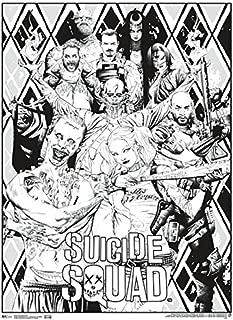 Trends International  Suicide Squad 24