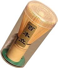 Matcha-Chasen-Fouet à Matcha en Bambou Outil Accessoire Cérémonie Japonais Thé - 45-50 Dents-Top Diamètre 45mm