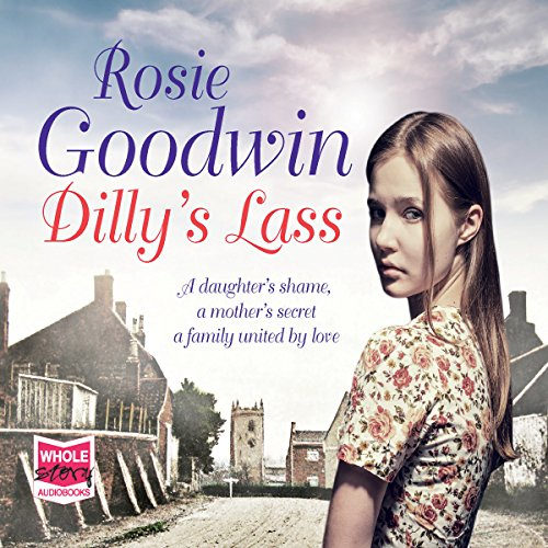 Dilly's Lass audiobook cover art