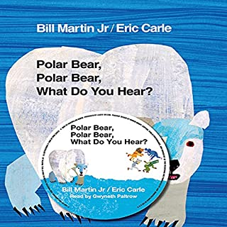 Couverture de Polar Bear, Polar Bear, What Do You Hear?
