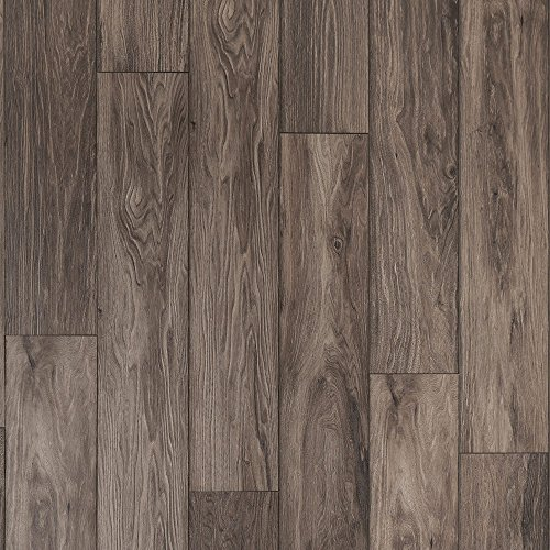 Mannington Hardware 28032L (S) Restoration Collection Weathered Ridge Laminate Flooring, 12Mm, Storm