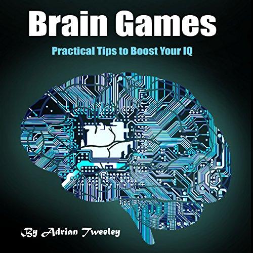 Brain Games audiobook cover art