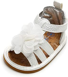 CoKate Baby Toddler Boy Girls Bow Knot Sandals First Walker Shoes