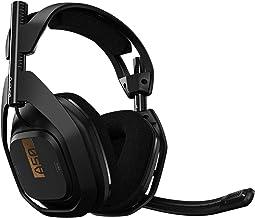Headset Sem Fio ASTRO Gaming A50 + Base Station Gen 4 com Áudio Dolby/Dolby® Atmos para Xbox Series, Xbox One, PC, Mac - P...