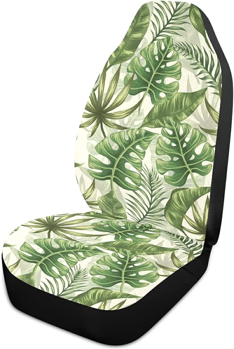 Oarencol Tropical Green Palm Leaf Ranking TOP20 Universal Auto ...