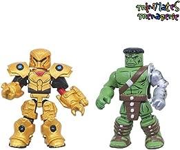 Marvel Minimates Series 74 King Hulk & Red King of Sakaar 2-Pack