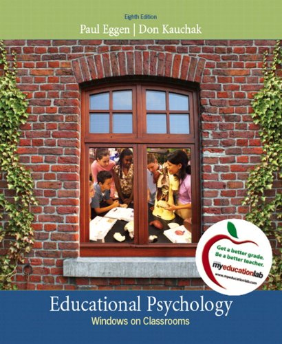 Educational Psychology: Windows on Classrooms, Student Value Edition