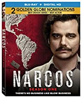 Narcos: Season 1/ [Blu-ray] [Import]