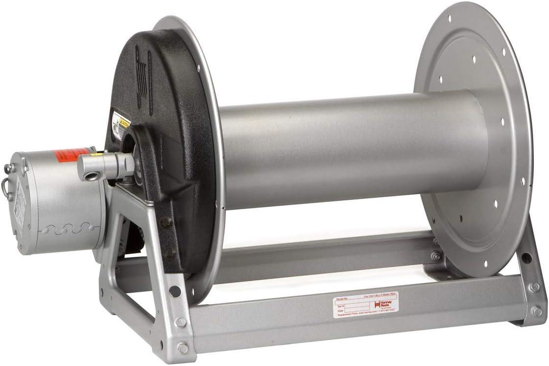 Hannay 12 V Power Rewind Super Special SALE Brand Cheap Sale Venue held Spray 18-Inch Hose Reel - E1526-17-18