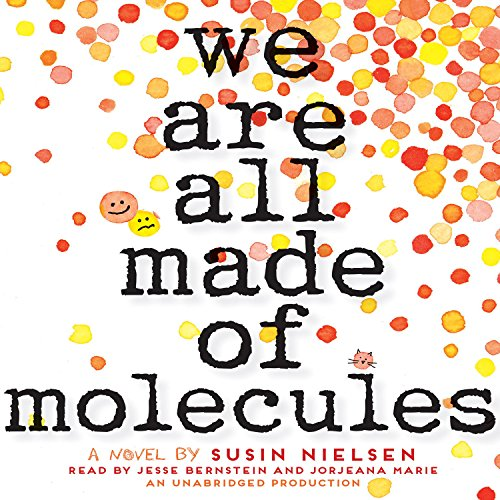 Page de couverture de We Are All Made of Molecules