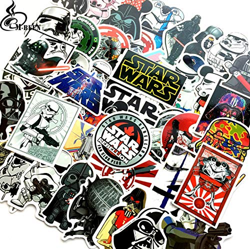 50 Stks Waterdichte Tankdop Creatieve Auto Sticker Skateboard Laptop Bagage Telefoon Modellering Thuis Speelgoed Diy Sticker