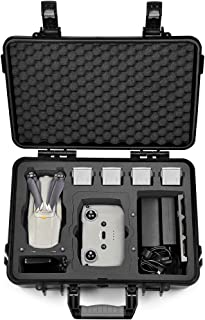 LEKUFEE Professional Waterproof Case with Foam Insert Compatible with DJI Air 2S Drone or DJI Mavic Air 2 Fly More Combo a...