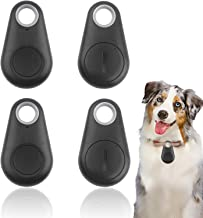 $28 » Ubrand 4 Pack Pet Smart GPS Tracker Key Finder Locator Wireless Anti Lost Alarm Sensor Device for Kids Dogs Car Wallet Pet...