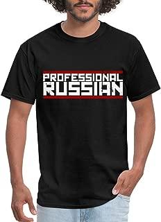 FPS Russia Professional Russian Men's T-Shirt