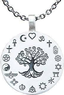 coexist necklace