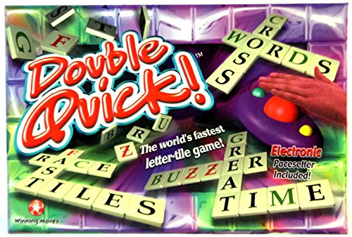 Double Quick! World's Fastest Letter-Tile Game