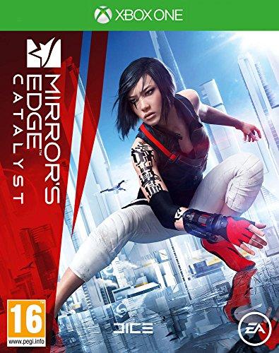 Electronic Arts Mirror's Edge Catalyst, Xbox One Básico Xbox One Inglés vídeo - Juego (Xbox One, Xbox One, Acción / Aventura, Modo multijugador, T (Teen), Soporte físico)